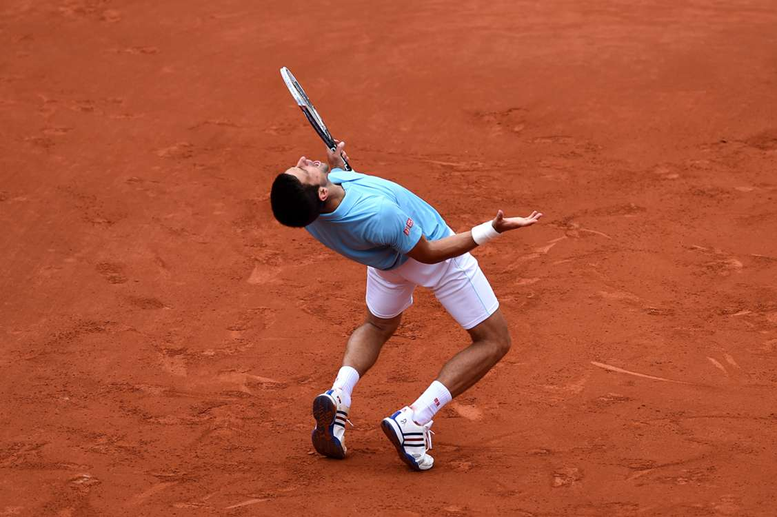 Big names live up to billing in French Open second round
