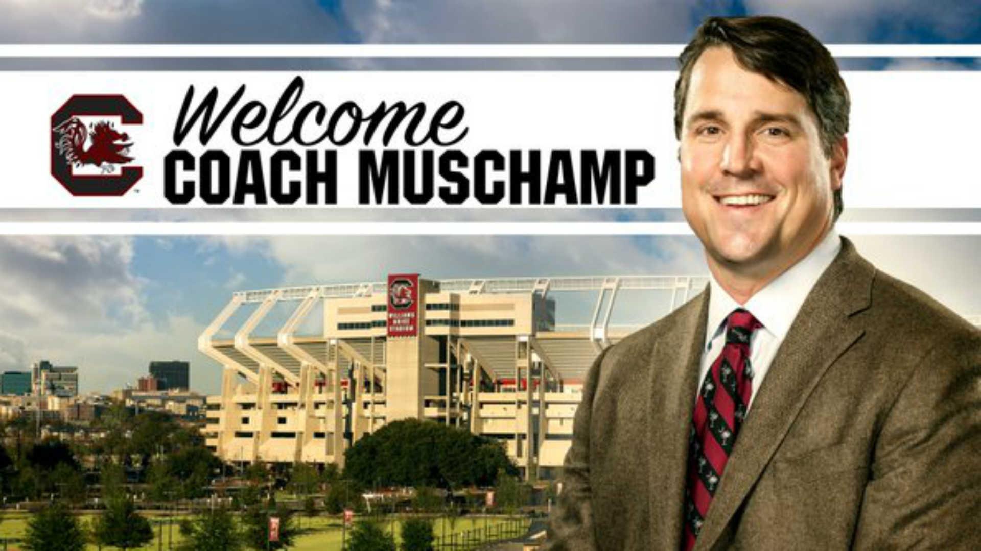 UF and Auburn Players Praise HC Muschamp at SEC Media Days ...
