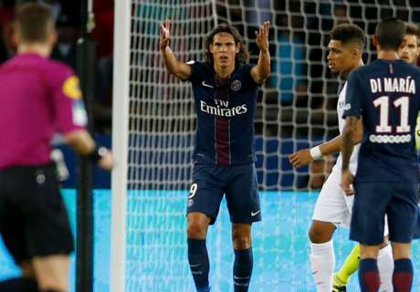 Cavani: I will improve for PSG