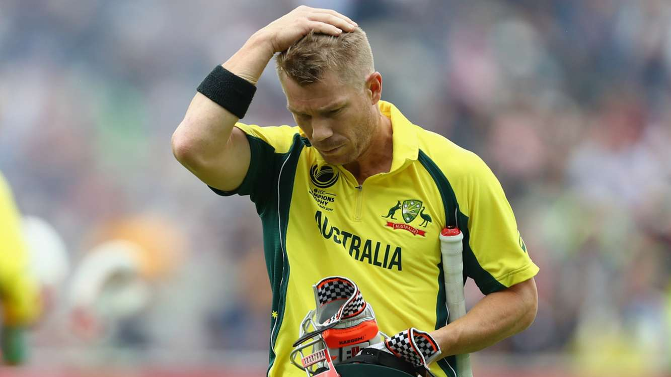 Unemployed Warner hits out at CA amid pay dispute