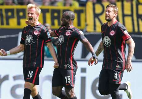 Ratings: Eintracht 1-0 Dortmund