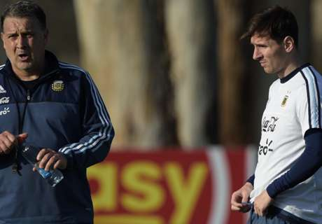 Martino knew Messi wouldn't retire