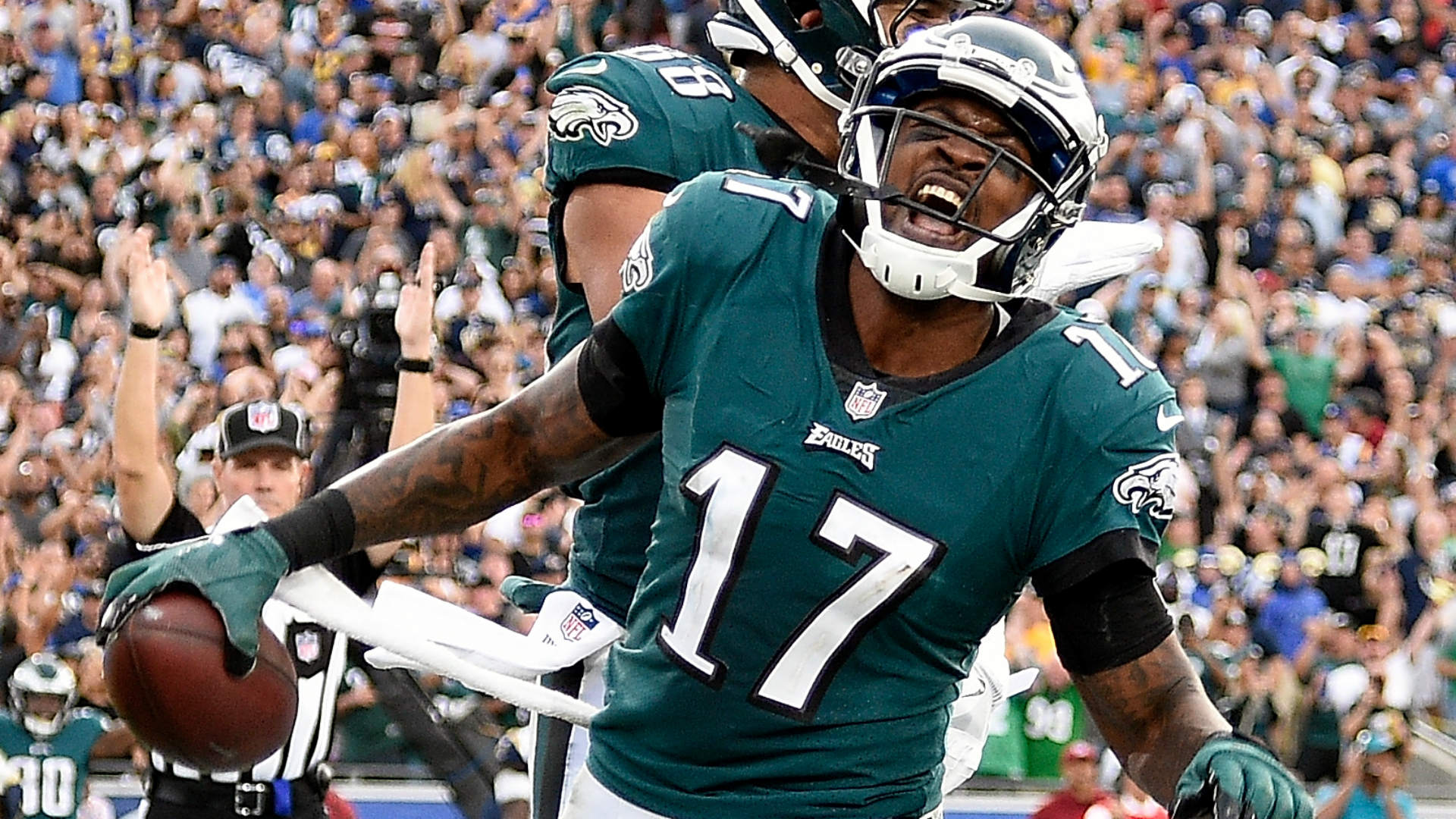 Alshon Jeffery clarifies comment apparently dissing Chicago