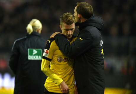 Reus hit by fresh groin injury
