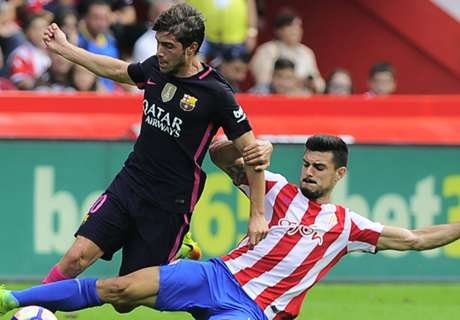 Sergi Roberto revelling in new role