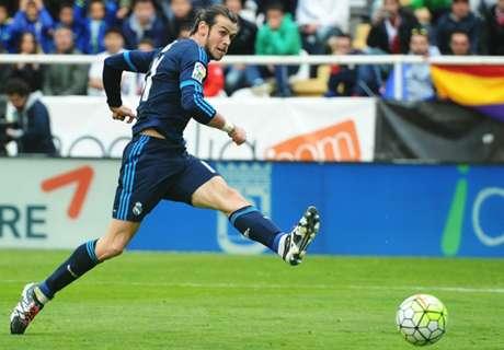 Zidane hails phenomenal Bale