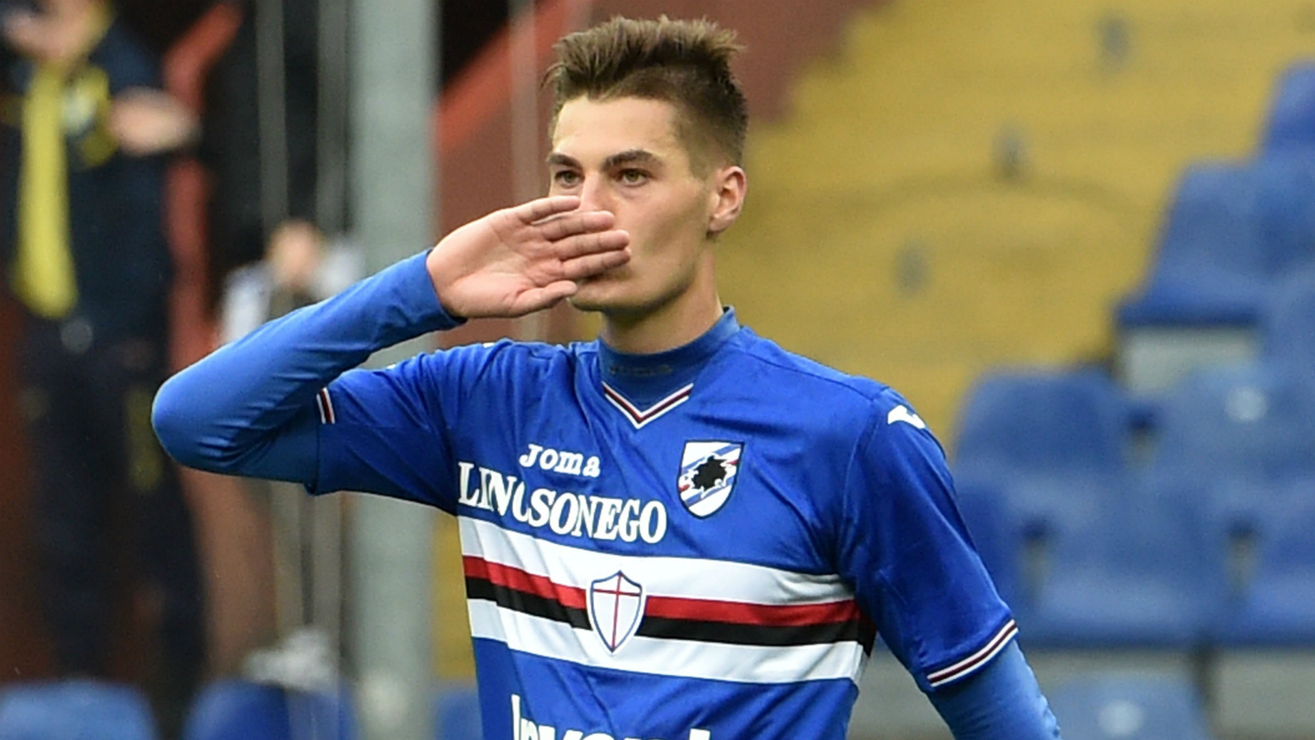 Sampdoria President: 'Patrik Schick is going to Juventus'