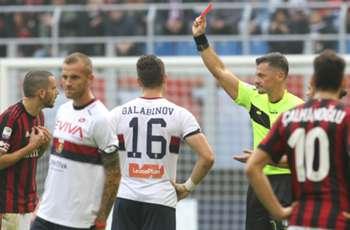 Suspended Bonucci to miss Juventus reunion