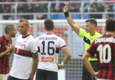 Bonucci Bakal Absen Kontra Juventus