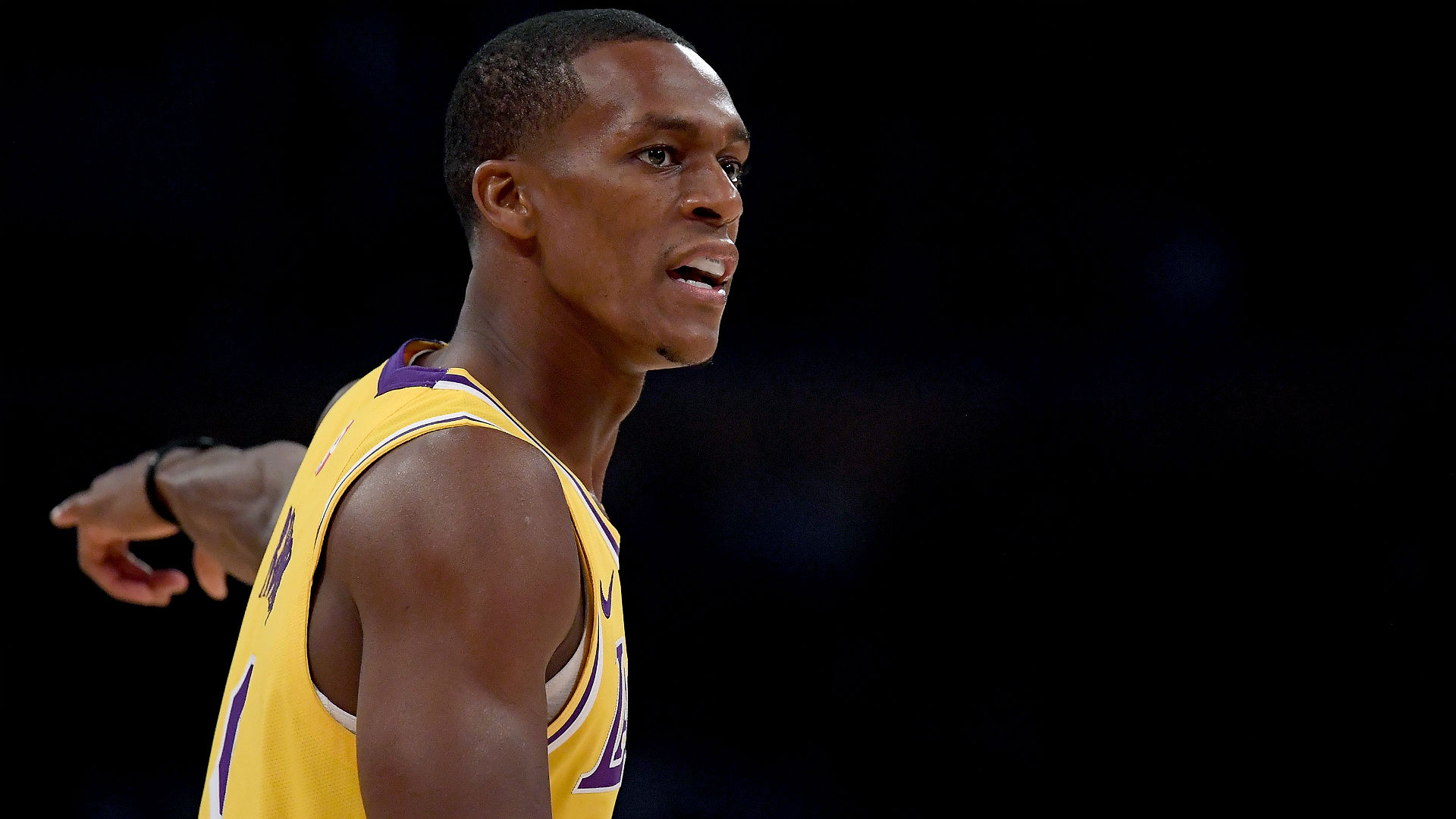 Rajon Rondo injury update: Lakers guard (finger) cleared for full-contact practices
