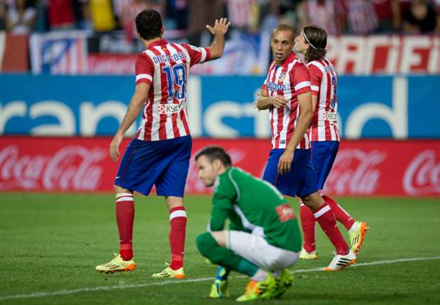 Miranda: Atletico know how and when to suffer