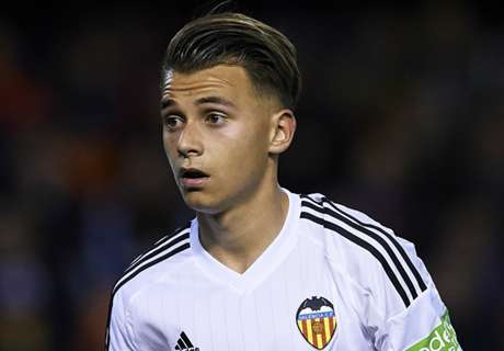 Villalba snubs Man Utd for Valencia
