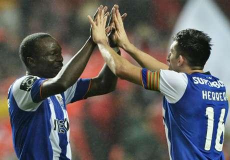 REPORT: Benfica 1-2 Porto