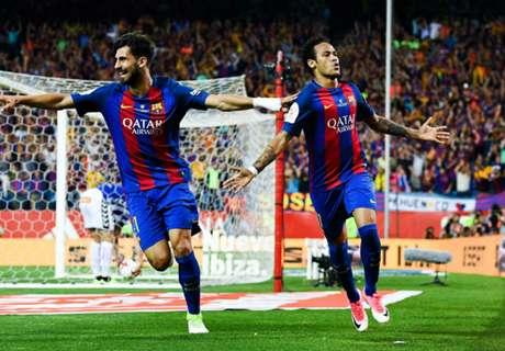 Barcelona Kuasai Copa Del Rey