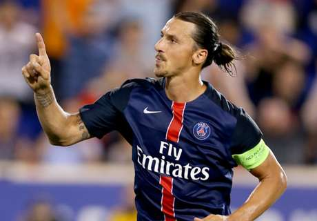 Ibra helps PSG down Man Utd