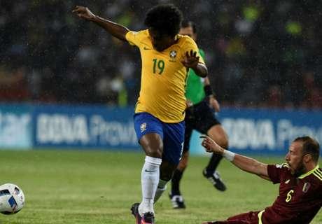 Gabriel gift lifts Brazil in rainy Merida