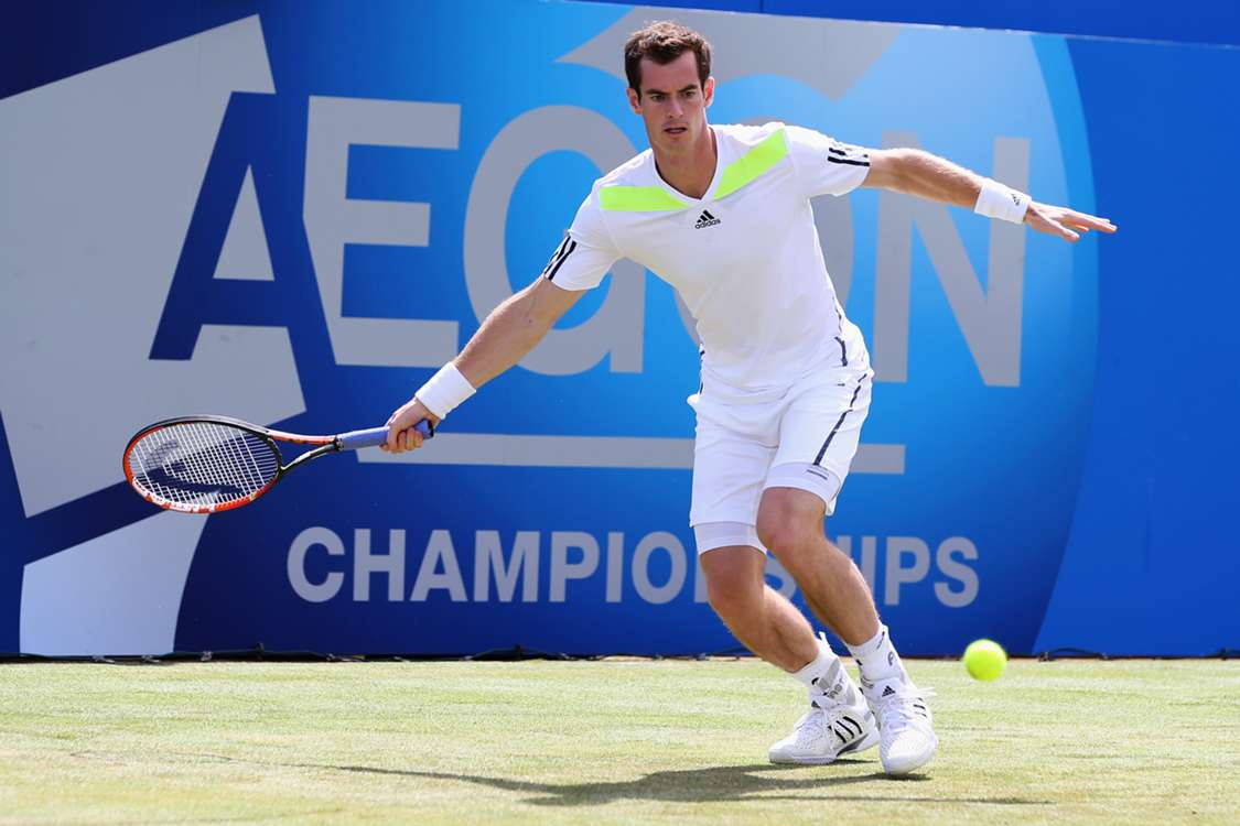 Team Murray Mauresmo makes winning start on grass