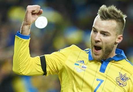 LIVE: Slovenia v Ukraine
