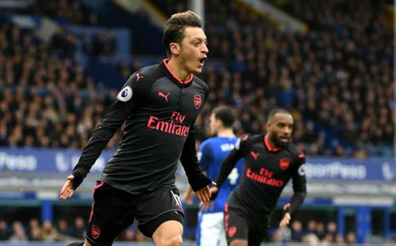 HIGHLIGHTS: Everton 2-5 Arsenal