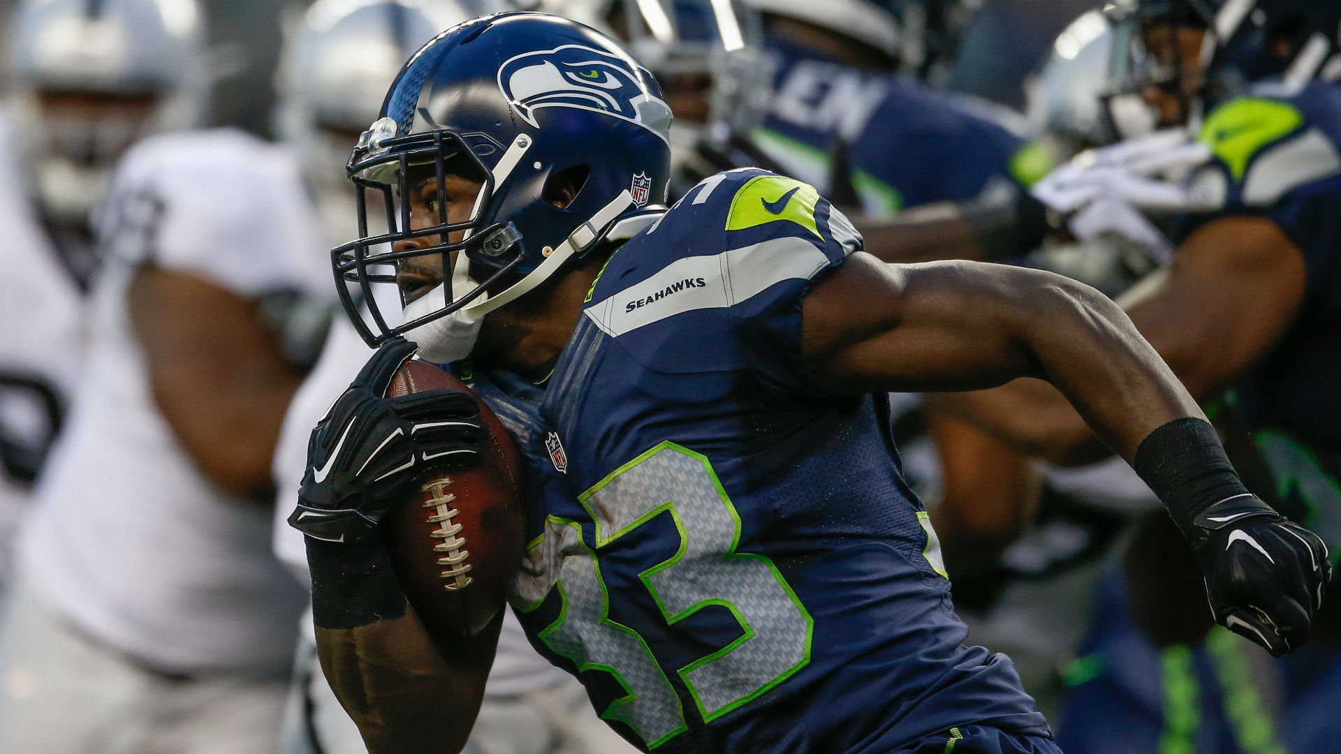 Seattle releases RB Christine Michael