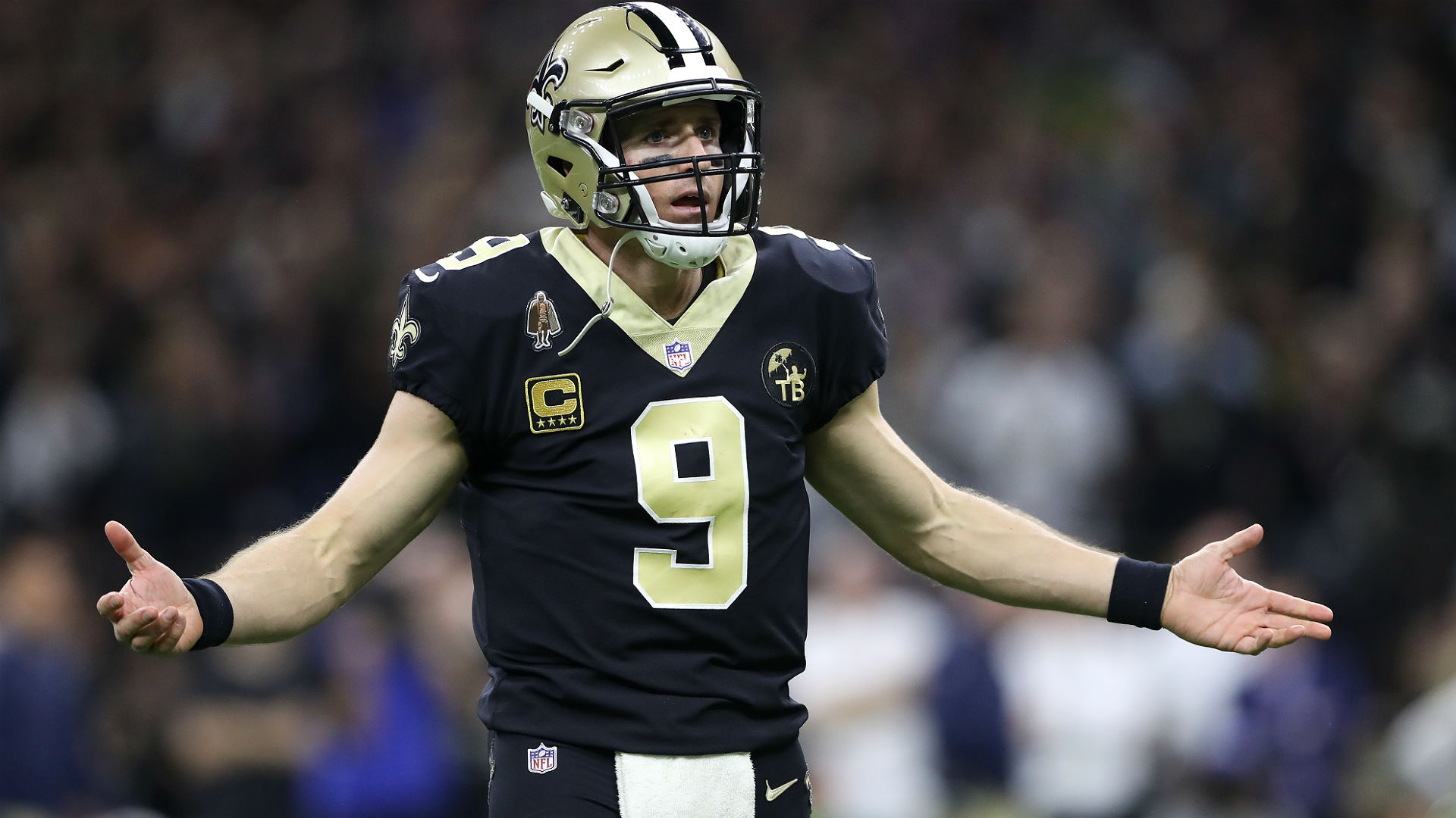 Saints victimized by another botched officiating call: 'That can't happen'