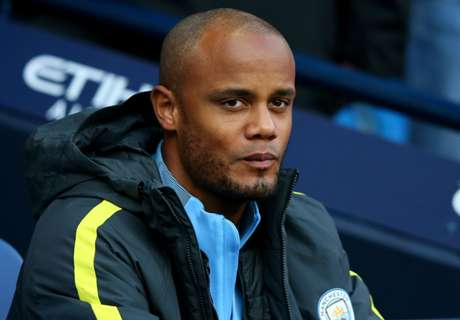 Guardiola: Man City and I need Kompany