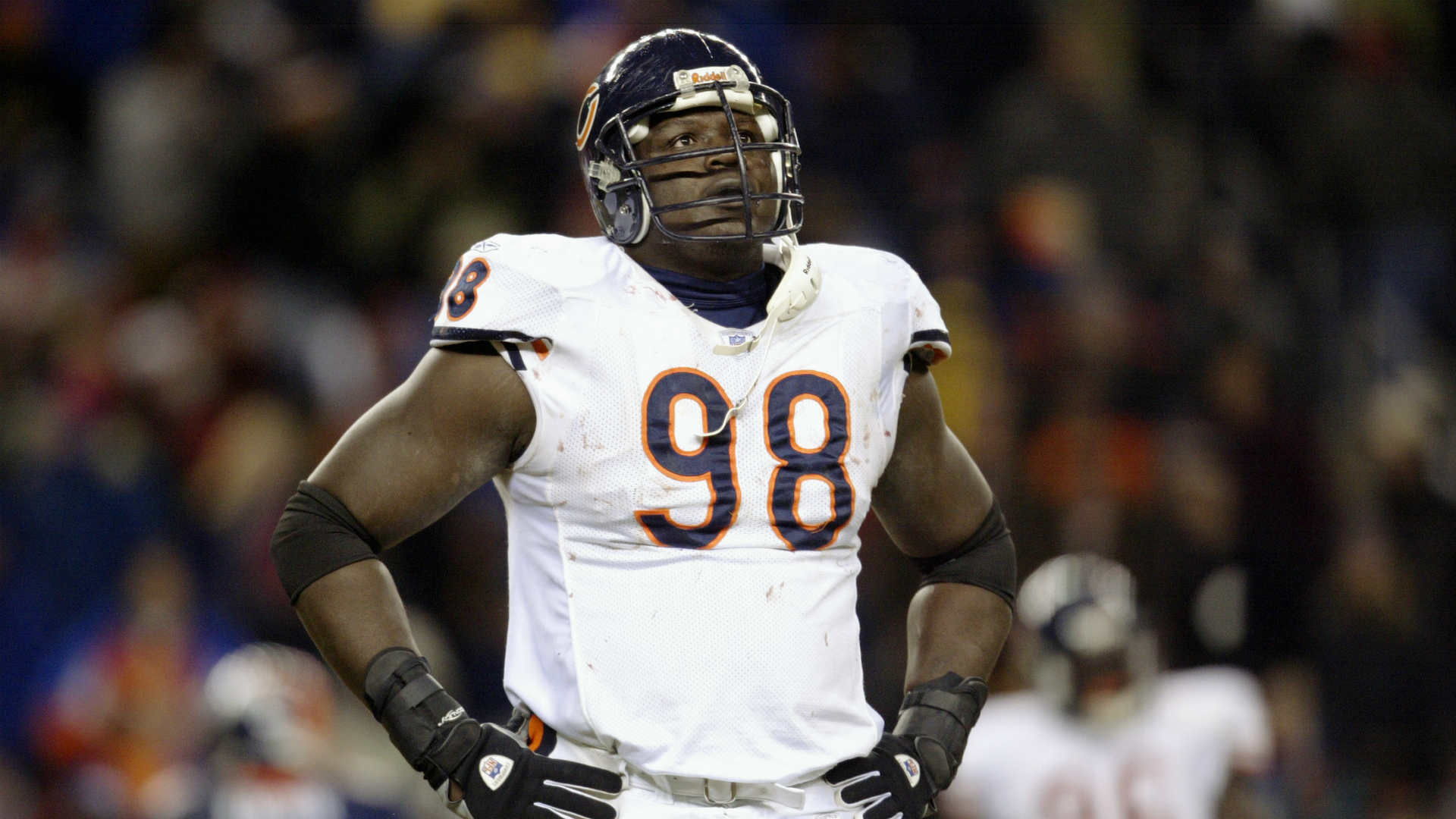 Former Bears defensive lineman Bryan Robinson dead at age 41