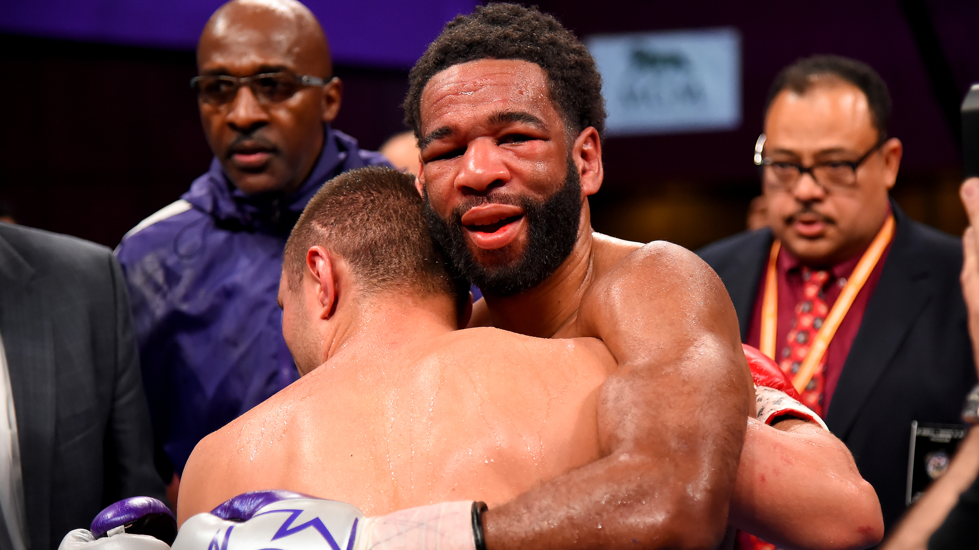 lamont peterson retires after loss to sergey lipinets boxing sporting news. Black Bedroom Furniture Sets. Home Design Ideas