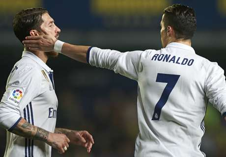 Marcelo plays down Ronaldo vs Ramos row