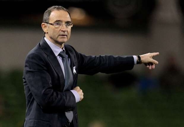 Martin O'Neill upbeat despite first Republic of Ireland defeat