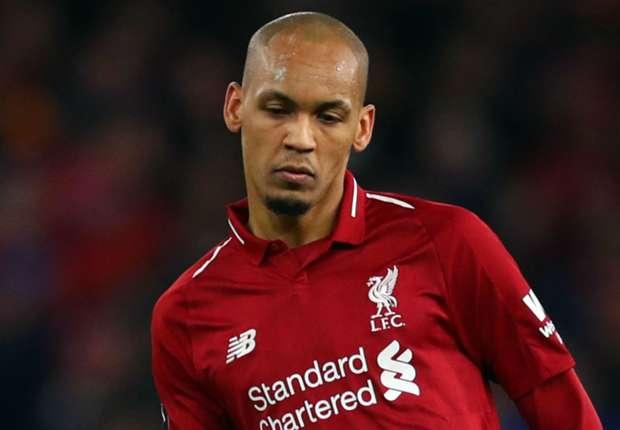 Klopp praises Fabinho's 'defensive brain' after narrow Liverpool win