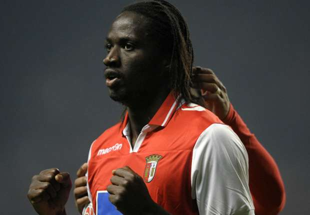 Official: Swansea City sign Eder from Braga on three-year deal.