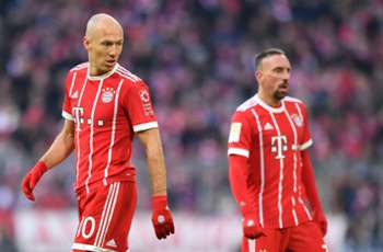 Bayern plan contract talks with Robben and Ribery