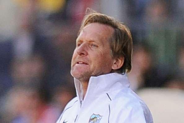 Bernd Schuster no continuaría en el Málaga