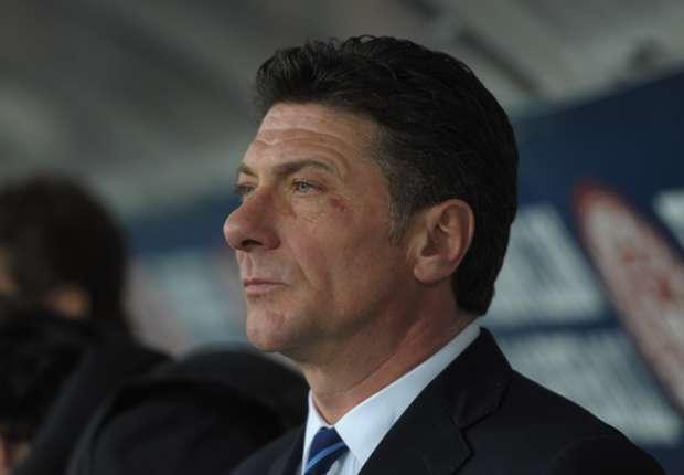 Inter coach Mazzarri under scrutiny, admits Thohir
