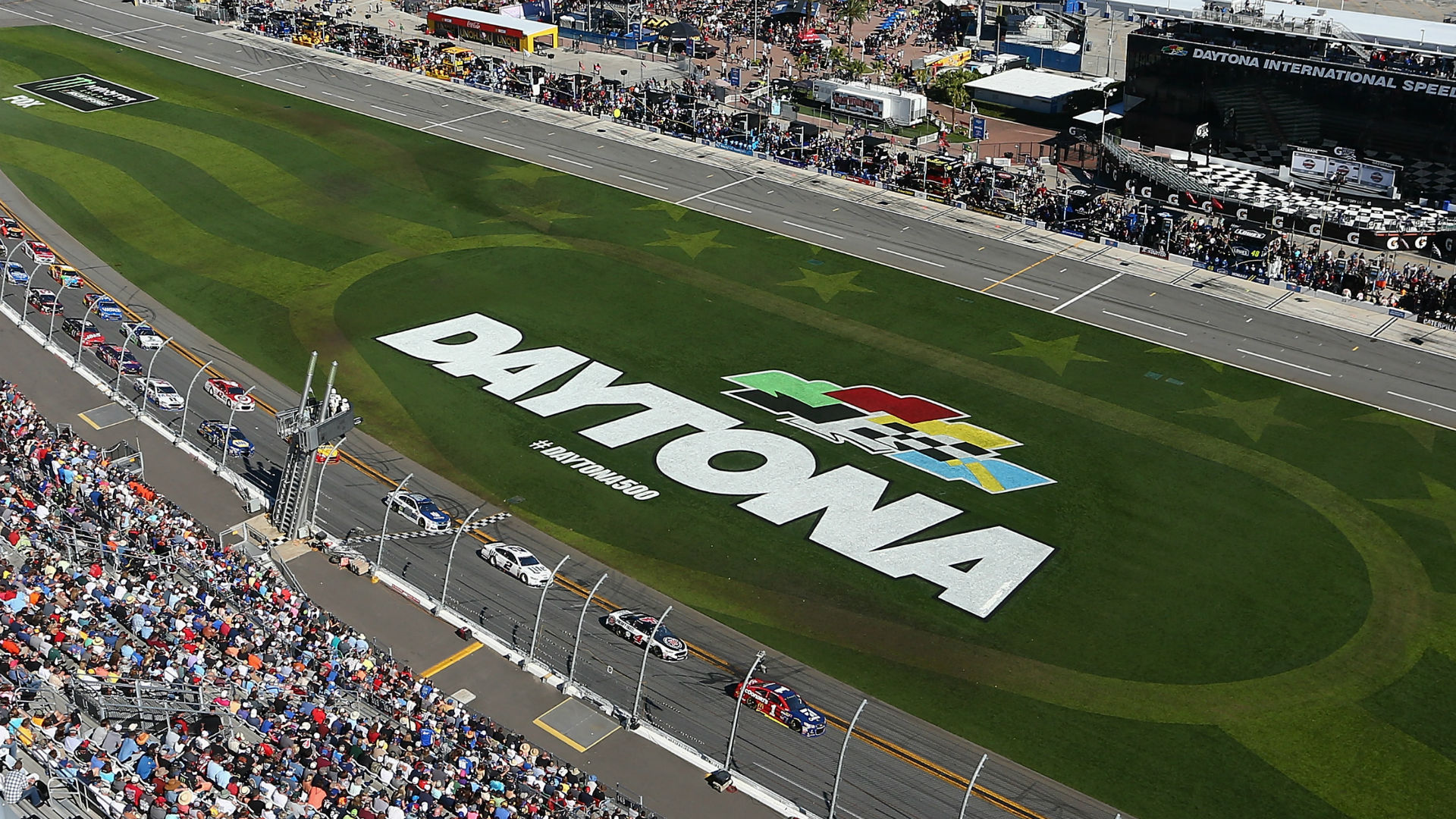 Daytona 500 starting lineup: Qualifying, Duel results set field for 2018 race