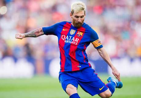 'Barca to discuss Messi contract'