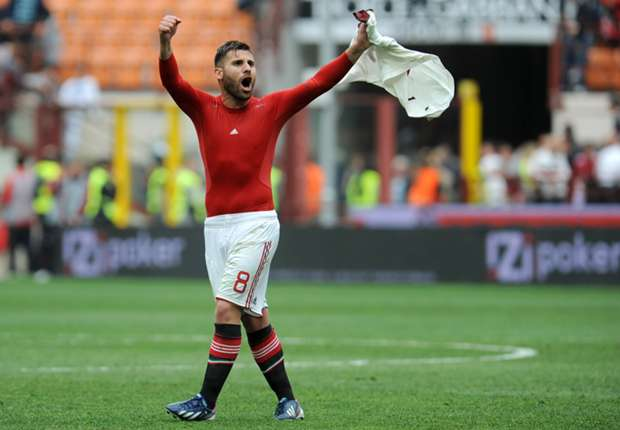 Milan loans Nocerino to West Ham