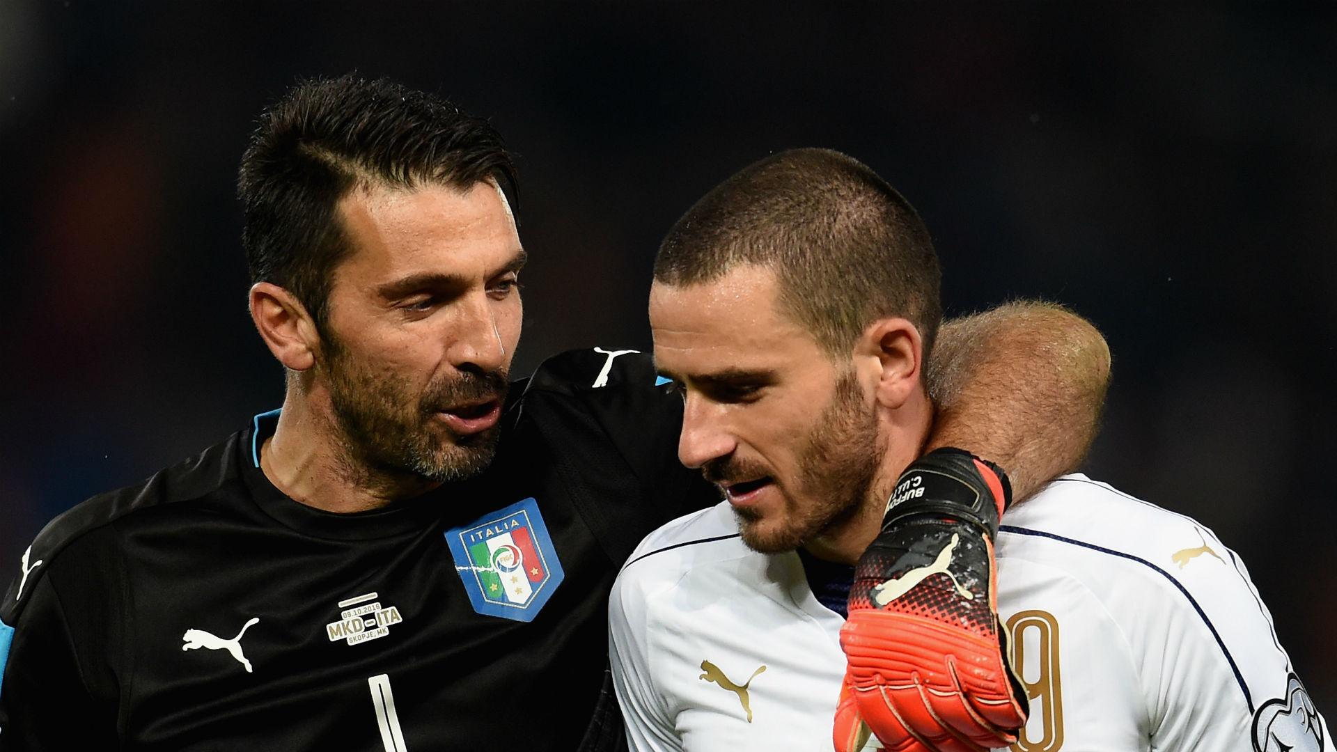 Bonucci bids Juve farewell after Milan move