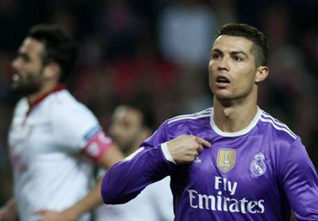 Ronaldo returns to Madrid squad