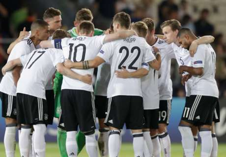 Germany U21 1 Spain U21 0