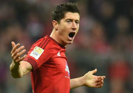 Bayern know what went wrong - Lewy