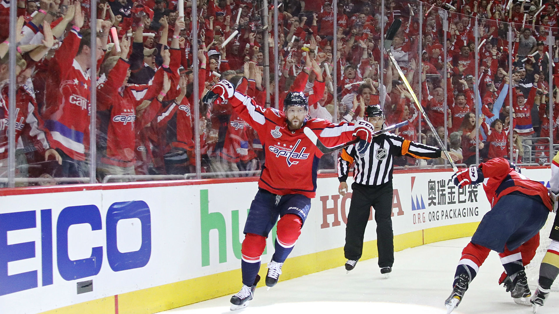 Stanley Cup Final 2018: 3 takeaways from the Capitals' Game 3 victory