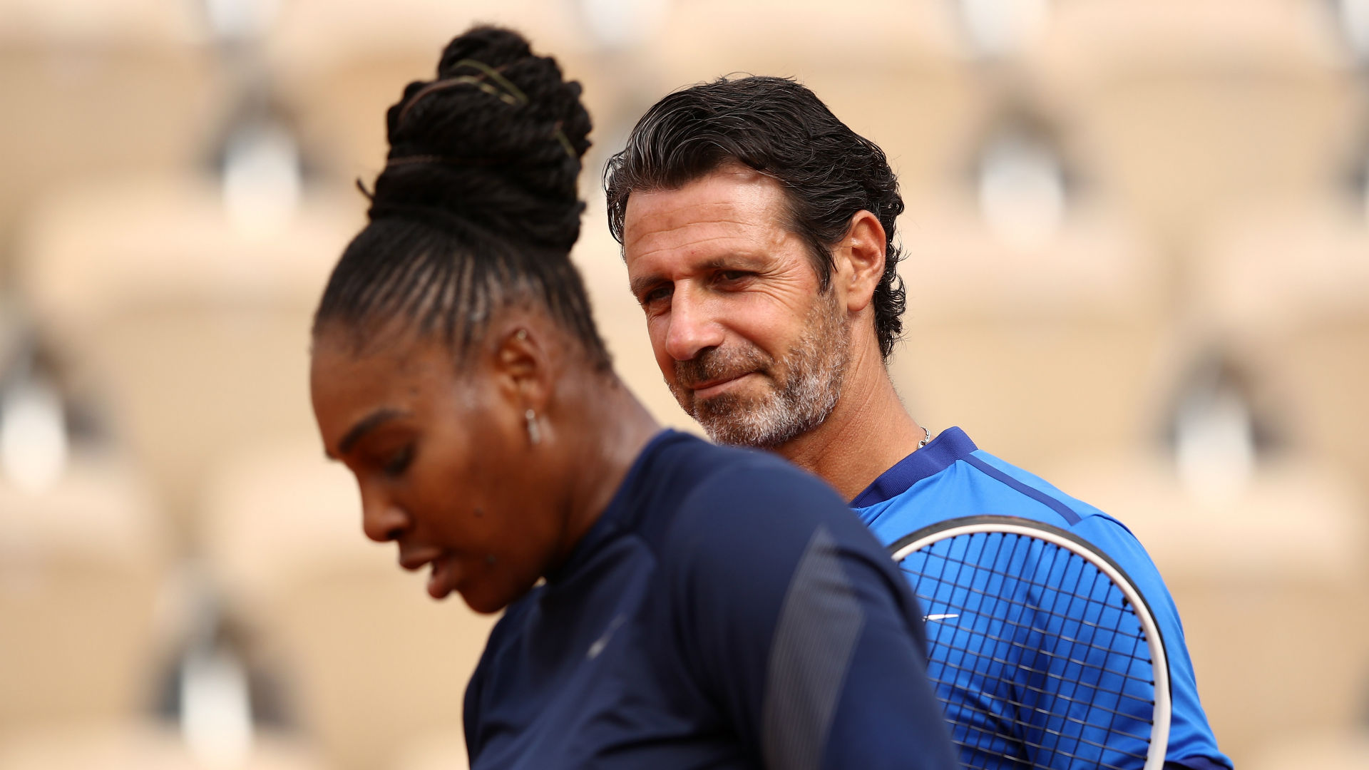 Serena Williams will be 'dangerous' at Wimbledon, her coach warns