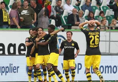 Sans Dembélé, Dortmund déroule face à Wolfbsurg
