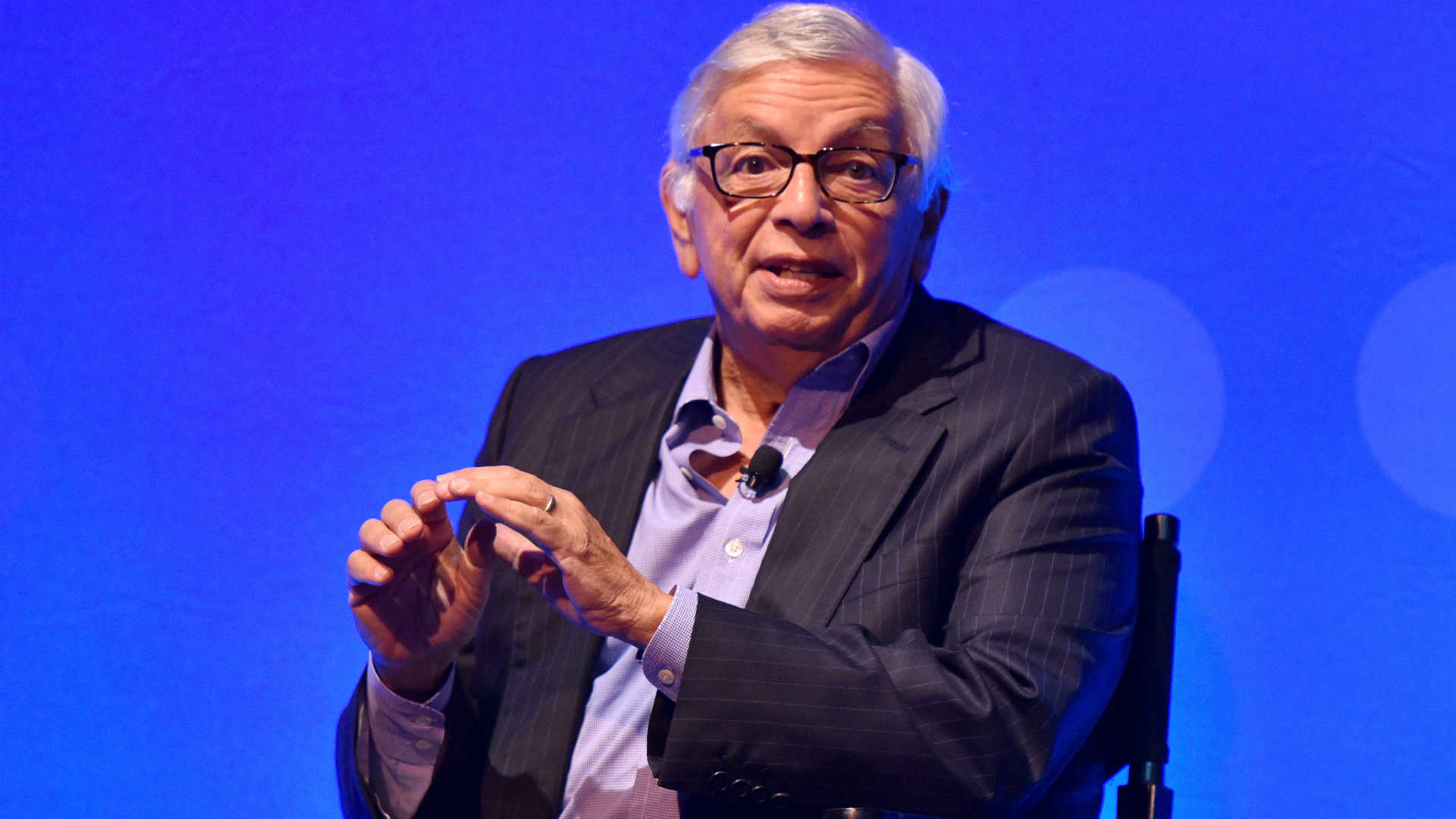 David Stern says marijuana 'should be removed from ban list'