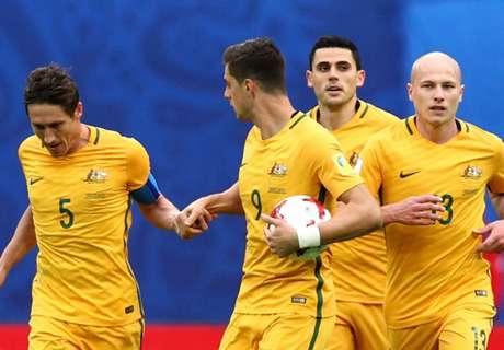 Report: Cameroon 1 Australia 1