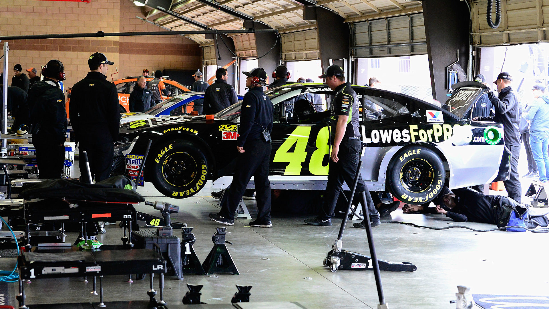 NASCAR exec: 13 cars failing inspection 'is not a great story'