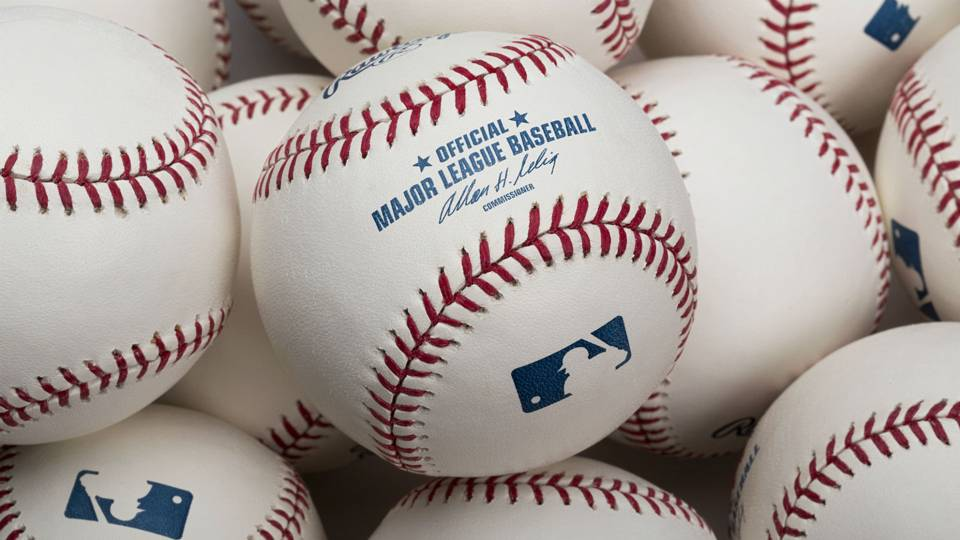 Official MLB baseballs