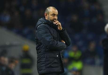 Porto boss Nuno steps down